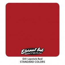Lipstick Red Eternal Tattoo Ink ярко-красная краска Помада Этернал