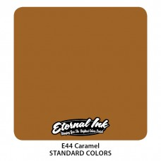 Caramel Eternal Tattoo Ink жёлто-коричневая краска Карамель Этернал