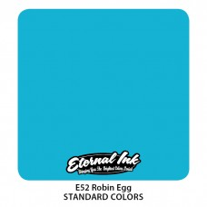 Robin Egg Eternal Tattoo Ink бледно-синяя краска Яйцо Малиновки Этернал