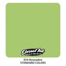 Honey Dew Eternal Tattoo Ink бледно-зелёная краска Медовая Роса Этернал