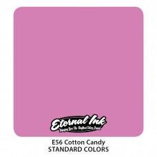 Cotton Candy Eternal Tattoo Ink розовая краска Сладкая Вата Этернал