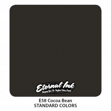 Cocoa Bean Eternal Tattoo Ink тёмно-коричневая краска Какао-боб Этернал