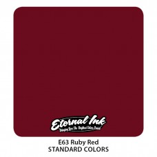 Ruby Red Eternal Tattoo Ink рубиново-красная краска Этернал