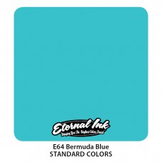 Bermuda Blue Eternal Tattoo Ink голубая краска Бермуды Этернал