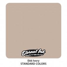Ivory Eternal Tattoo Ink серо-розовая краска Слоновая Кость Этернал