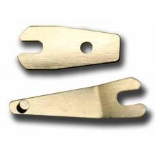 Комплект пружин для тату машинки, с серебряным контактом 24G