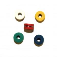 Уплотнитель на спицу (двубортный,цветной, мягкий)