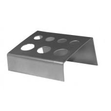Металлическая подставка под колпачки с 7 отверстиями