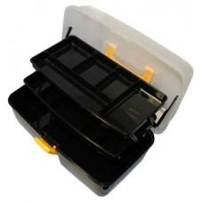 Кейс пластиковый 33x18x16 см