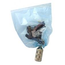 Защитные пакеты для тату машинки с уплотнительной резинкой