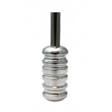 Ручка алюминиевая 32.2 гр 45*21 мм silver