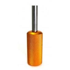 Ручка алюминиевая 42.7 гр. 50*22 мм yellow