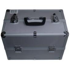 Кейс алюминиевый для инструмента 24х22х36 см
