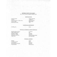 Bio Touch сертификаты на пигменты (отправляется в электронном виде на имейл)